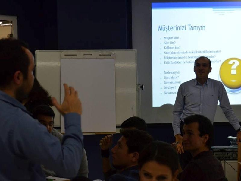 İTÜ Girişimcilik ve Pazarlama Eğitimi
