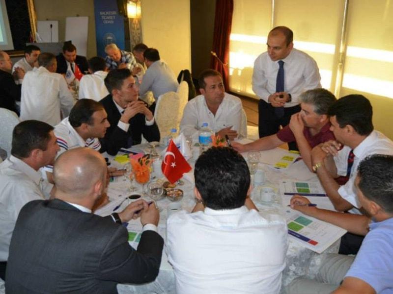 Ticaret Odası SWOT Analizi ve Strateji Eğitimi