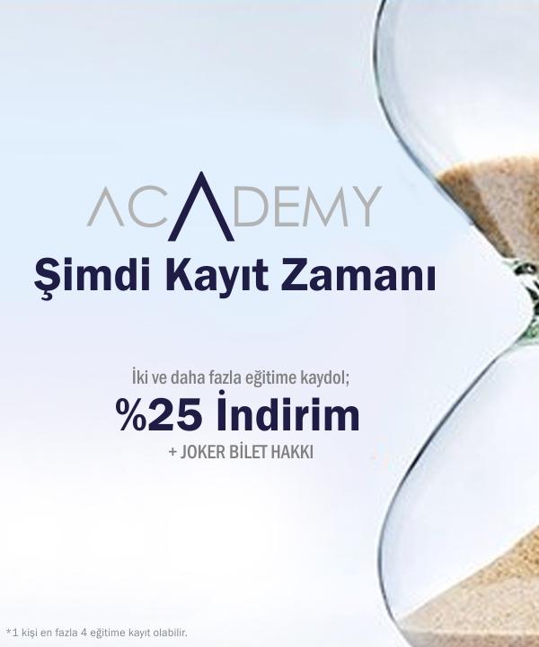 Academy Sertifikalı Kişisel Gelişim Eğitimleri