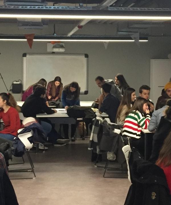 Nişantaşı Üniversitesi | Öğrenci Kulüp Yöneticileri Çalıştayı